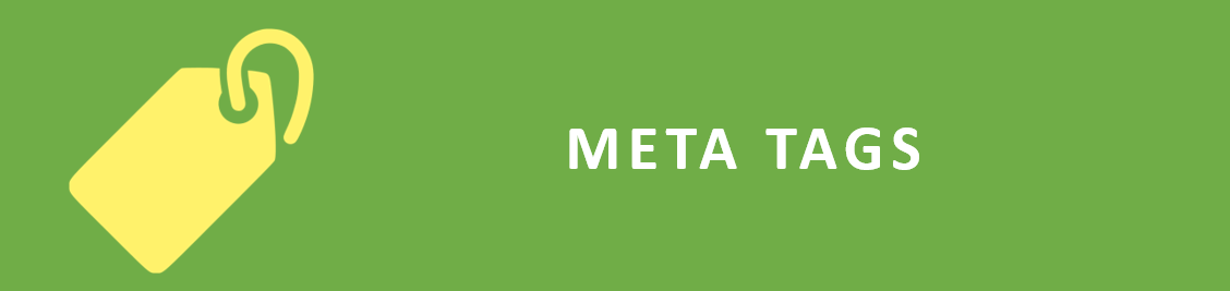 how to add meta tags for google search