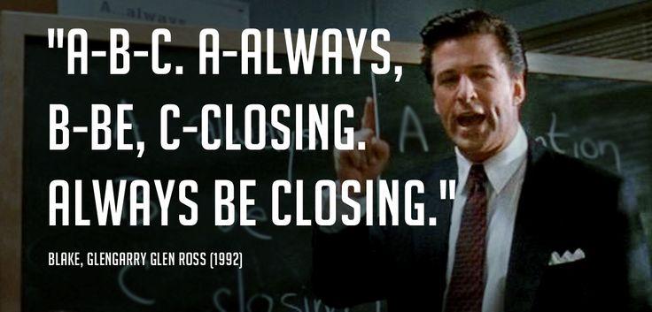sale closing