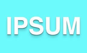 ipsum text shadow effect