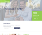 House Insurance HTML Template